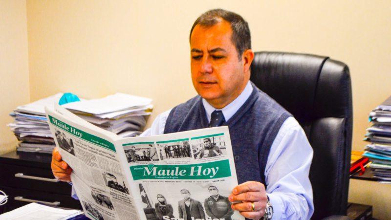 PUBLICACIÓN DE ABOGADO JOSÉ LUIS ALVAREZ TARTARI EN DIARIO MAULE HOY thumbnail